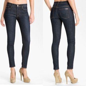 Hudson Nico Midrise Ankle Super Skinny Jeans